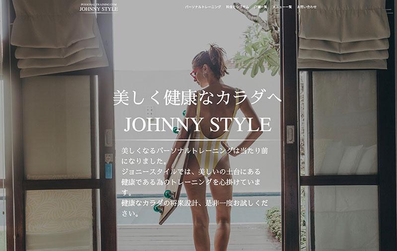 JOHNNY STYLE(ジョニースタイル)銀座店