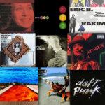 「私を構成する9枚のアルバム」若かりし頃の思い出の洋楽アルバム
