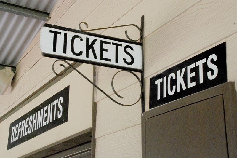 チケットの転売は違法行為?のアイキャッチ画像