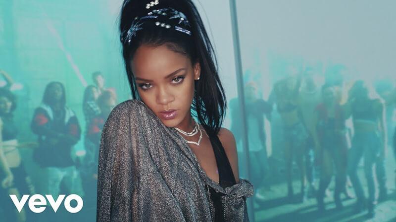 Rihanna(リアーナ)のおすすめ人気曲・アルバムのアイキャッチ画像
