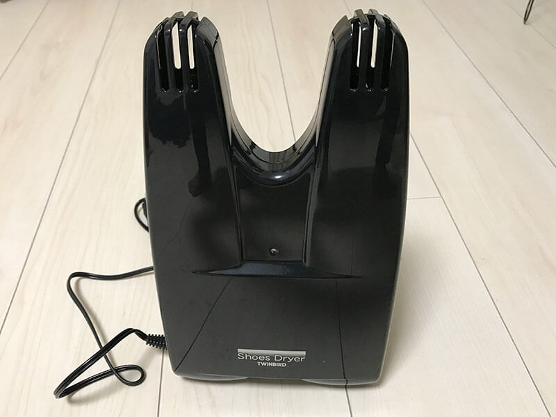靴乾燥機めっちゃ便利!ツインバードのシューズパルST(SD-4643GY)購入レビューのアイキャッチ画像