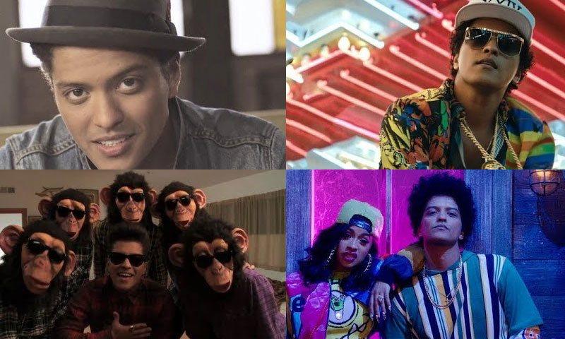 Bruno Mars(ブルーノ・マーズ)のおすすめ人気曲・アルバム【来日公演についても追記】のアイキャッチ画像