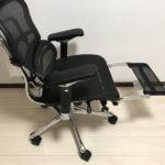 エルゴヒューマン プロ オットマンの購入レビューと使い方【EHP-LPL-KM-11】