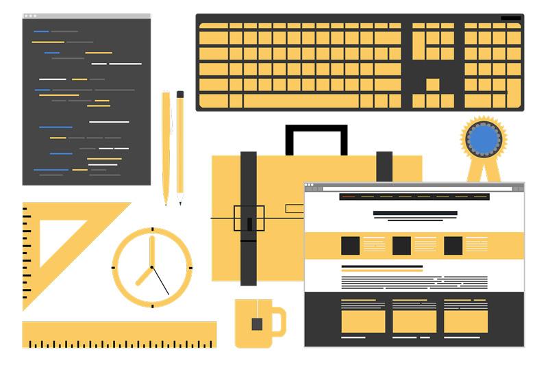 【入門編】初心者のためのWebデザインの基礎知識のアイキャッチ画像